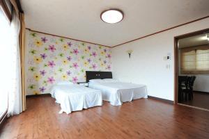 Jeju Feel House, Penziony  Čedžu - big - 13