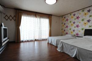 Jeju Feel House, Penziony  Čedžu - big - 32