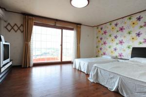 Jeju Feel House, Penziony  Čedžu - big - 12