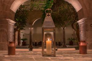 Casa Grande Hotel Boutique, Отели  Морелия - big - 41