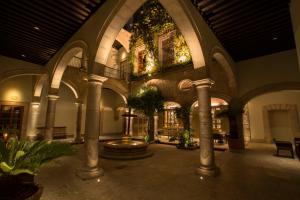 Casa Grande Hotel Boutique, Отели  Морелия - big - 19