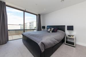 Pinnacle Residences - Central Cambridge, Apartmány  Cambridge - big - 24