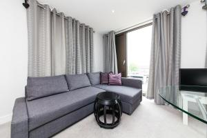 Pinnacle Residences - Central Cambridge, Apartmány  Cambridge - big - 8