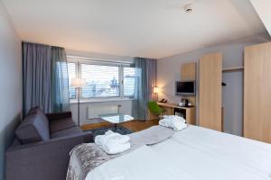 Thon Hotel Lillestrøm, Hotely  Lillestrøm - big - 19