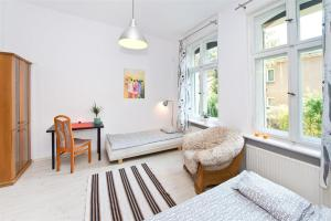 Apartment with cosy Garden