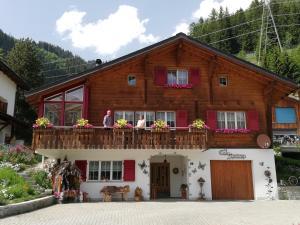 Ferienwohnung Casa Ursina