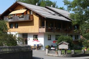 Gästehaus-Pension Barbara - Hotel - Andelsbuch