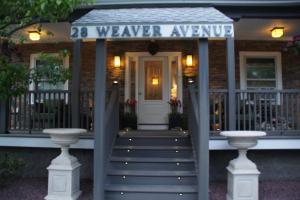 Admiral Weaver Inn, B&B (nocľahy s raňajkami)  Newport - big - 44