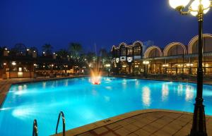 The Oasis Hotel Pyramids