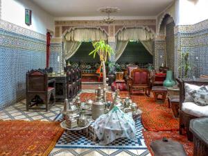 Riad Lahboul, Riads  Meknès - big - 55