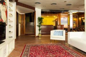 Hotel Merano, Hotel  Grado - big - 28