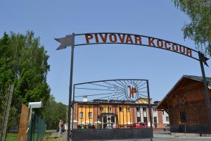 Albergues - Pivovar Kocour