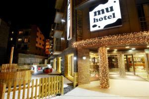 Hotel MU & SPA - La Cortinada
