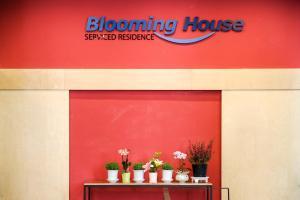 Blooming House Residence, Апарт-отели  Сеул - big - 20