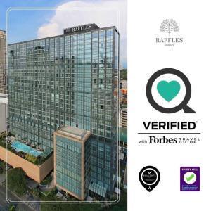 Raffles Makati - Multiple Use Hotel