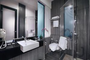 Grand Aston City Hall Hotel & Serviced Residences, Aparthotels  Medan - big - 39