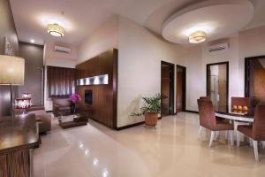 Grand Aston City Hall Hotel & Serviced Residences, Aparthotels  Medan - big - 32