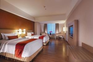 Grand Aston City Hall Hotel & Serviced Residences, Aparthotels  Medan - big - 2
