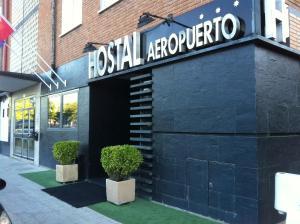Hostal Aeropuerto - Hotel - Madrid