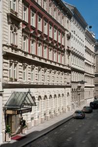 Hotel Kaiserhof Wien, Hotely  Vídeň - big - 36