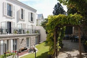 Hôtel Marie Louise - Épinay-sur-Seine