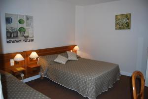 Le Terminus des Pèlerins, Hotel  Rocamadour - big - 29