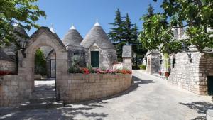 Tenuta Monacelle, Курортные отели  Сельва-ди-Фазано - big - 33