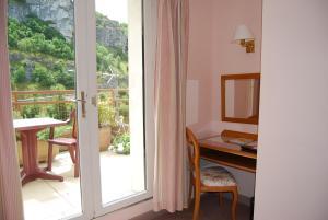 Le Terminus des Pèlerins, Hotel  Rocamadour - big - 7