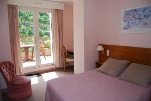 Le Terminus des Pèlerins, Hotel  Rocamadour - big - 24