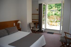 Le Terminus des Pèlerins, Hotel  Rocamadour - big - 3