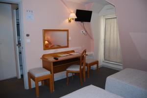 Le Terminus des Pèlerins, Hotel  Rocamadour - big - 34