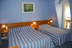 Le Terminus des Pèlerins, Hotel  Rocamadour - big - 35