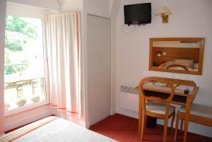 Le Terminus des Pèlerins, Hotel  Rocamadour - big - 41