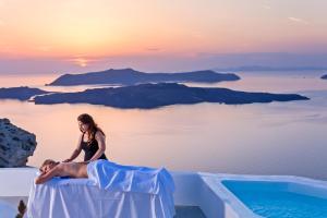 Alti Santorini Suites, Vily  Megalochori - big - 88