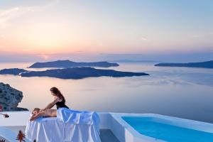 Alti Santorini Suites, Vily  Megalochori - big - 75