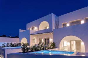 Alti Santorini Suites, Vily  Megalochori - big - 65