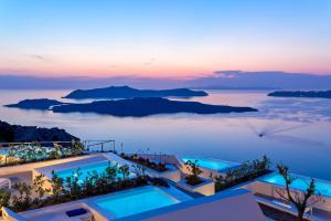 Alti Santorini Suites, Vily  Megalochori - big - 63