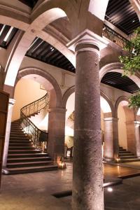 Casa Grande Hotel Boutique, Отели  Морелия - big - 44
