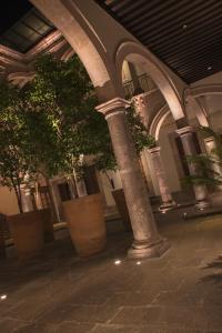 Casa Grande Hotel Boutique, Отели  Морелия - big - 45