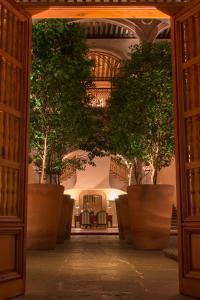 Casa Grande Hotel Boutique, Отели  Морелия - big - 58