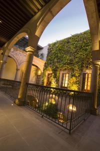 Casa Grande Hotel Boutique, Отели  Морелия - big - 38