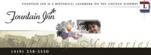 Fountain Inn - Accommodation - Van Wert