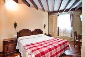 Hotel O Portelo Rural, Szállodák  Allariz - big - 17