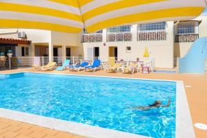 Villa Welwitshia Mirabilis, Guest houses  Carvoeiro - big - 14