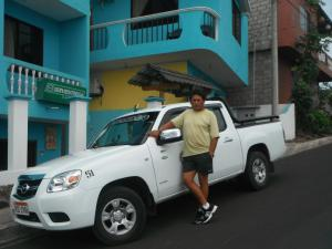 Casa de Celeste, Panziók  Puerto Baquerizo Moreno - big - 33