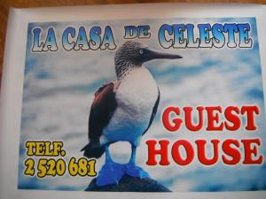 Casa de Celeste, Panziók  Puerto Baquerizo Moreno - big - 27