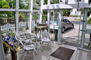 Hotel Annablick, Penzióny  Strausberg - big - 24