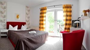 Hotel Annablick, Penzióny  Strausberg - big - 14