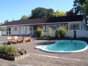 Acorn Estate Motel, Motely  Masterton - big - 30