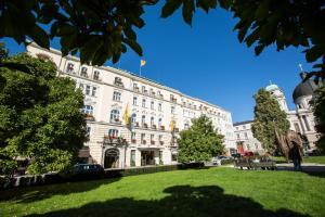 Hotel Bristol Salzburg - Salcburk